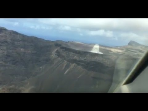 ExecuJet operates first ever jet to land at St Helena Airport