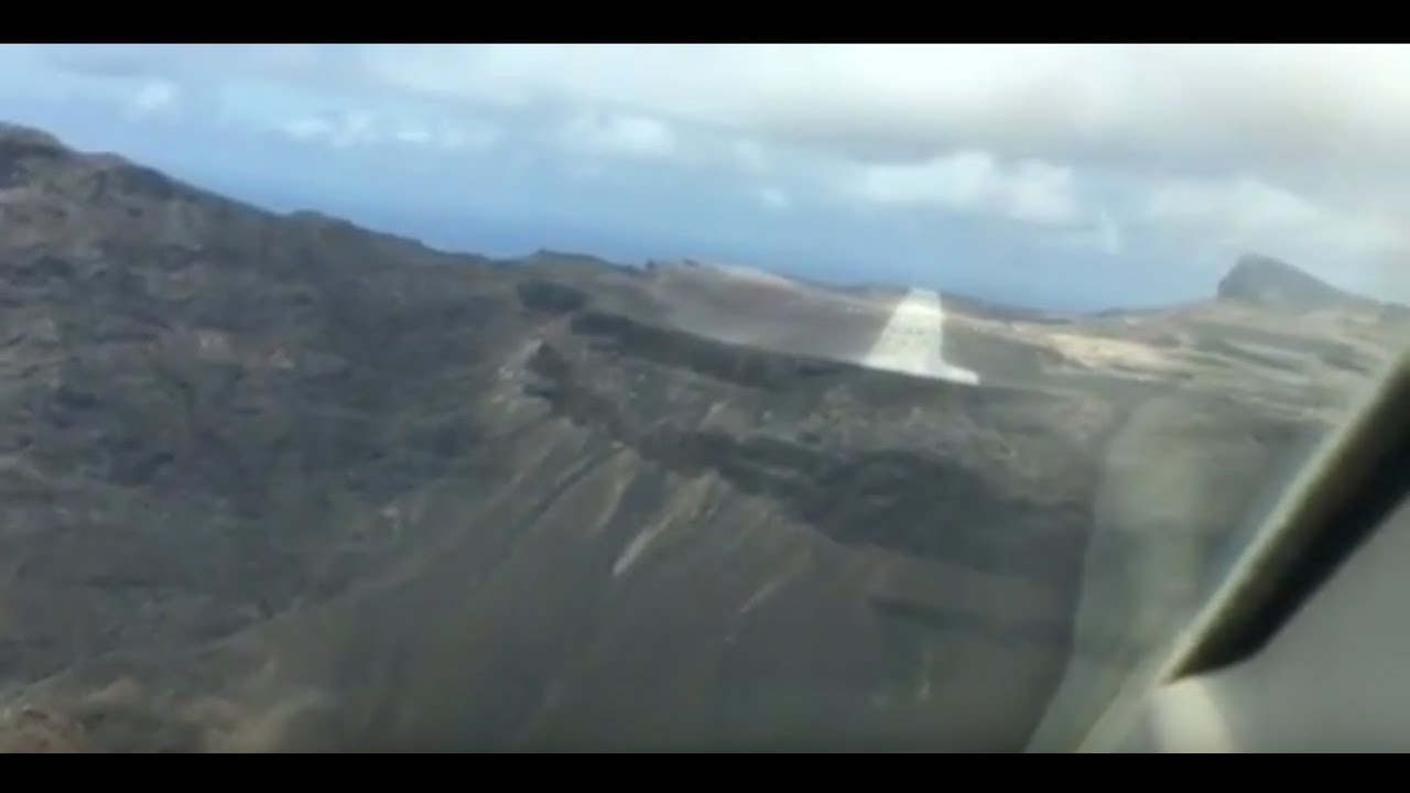 execujet operates first ever jet to land at st helena airport - Helena Frst Lebenslauf