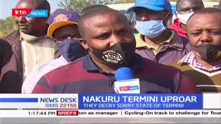 Nakuru Matatu operators stage protest strike against recent relocation terminus