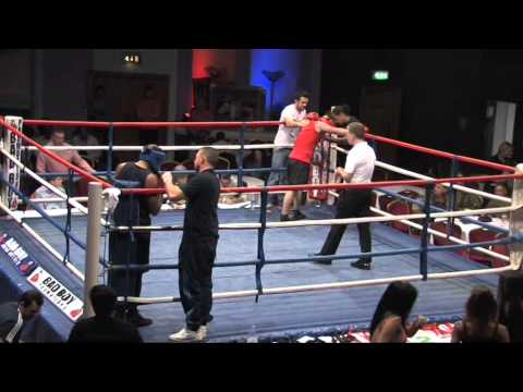 White Collar Boxing at Troxy