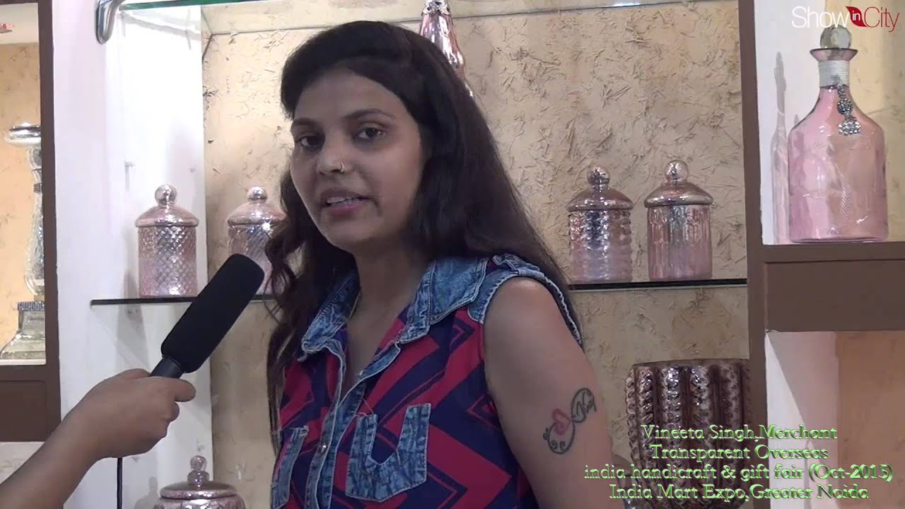Indian Handicrafts Gifts Fair Greater Noida Youtube