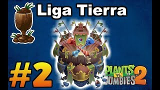 Plants vs Zombies 2 - Multiplayer - Liga Tierra - Parte 2