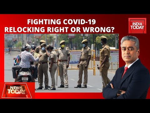 India's Fight Against Covid19: Re-locking Right Or Wrong Strategy? | News Today With Rajdeep
