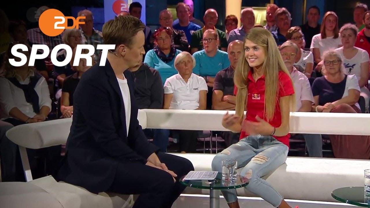 Klosterhalfen Als Wurde Man Fliegen Das Aktuelle Sportstudio Zdf Youtube