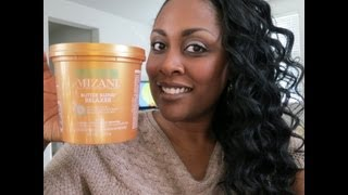 Review: Mizani Butter Blends Relaxer HG