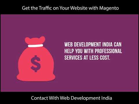 Have Your Dream Shaped E-commerce Website | Get the Traffic on Your Website with Magento thumbnail