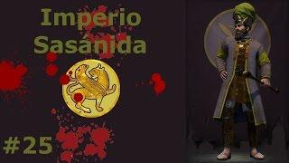 Attila | Total War | Gran campaña | Sasanidas | 25 | Satrapias utiles
