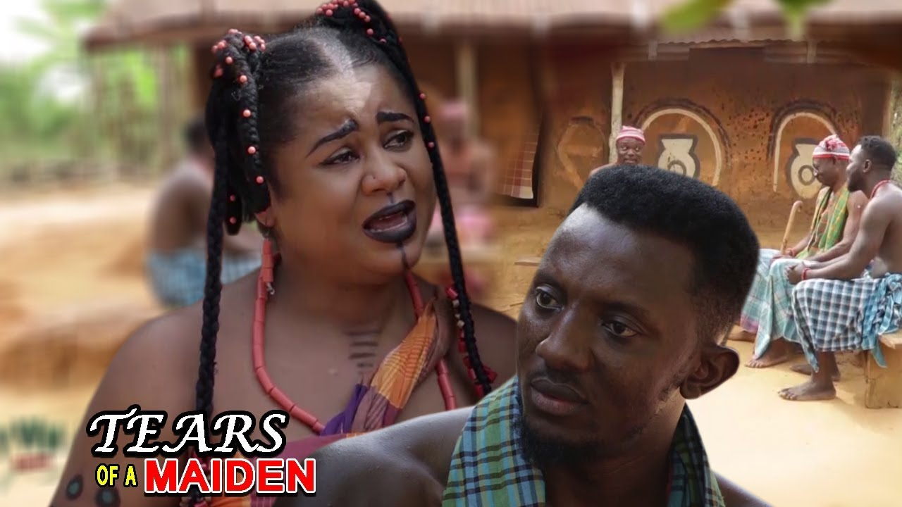 Tears Of A Maiden 1&2  – 2018 Latest Nigerian Nollywood Movie New Released Movie 1080i