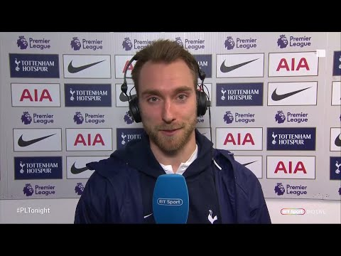 "Eriksen: ""Tottenham are the best team in London...at the moment!"""