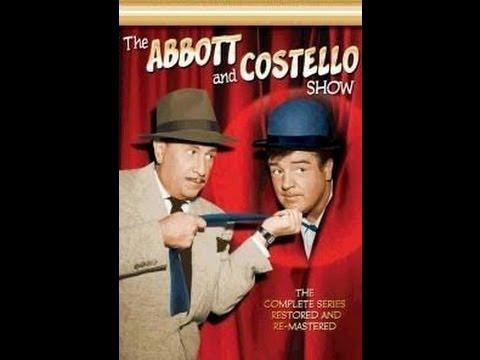 Abbott & Costello: The Colgate Comedy Hour