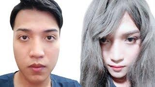 NTN - Thử Makeup Thành Con Gái (  Makeup Become Girl )
