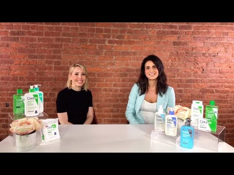 Cleansing 101 With Dermatologist Dr. Shari Marchbein