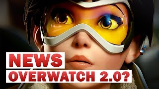 OVERWATCH 2 angekündigt!? 😱 Game of Thrones trifft Dark Souls!