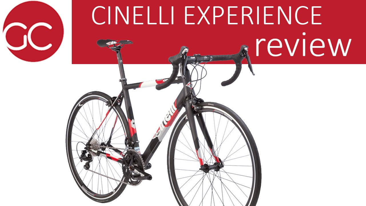 Cinelli Experience Shimano 105 5800 11 Speed Bike Review Sale Price Availability Youtube