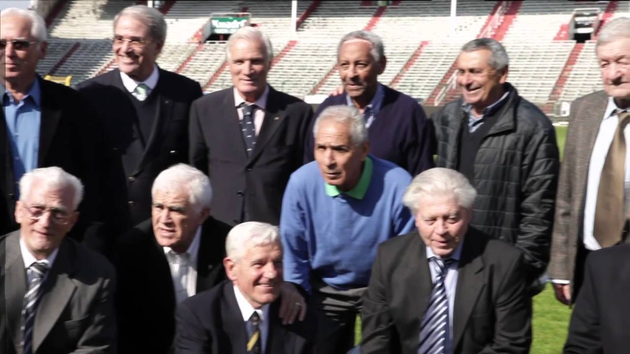 Homenagem aos vencedores da Taça dos Vencedores das Taças em 2013/2014