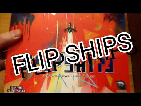 FLIP SHIPS - What's in the Box?