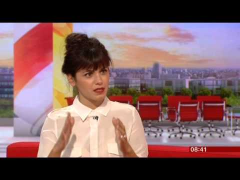 Katie Melua The Love I'm Frightened Of BBC Breakfast 2013
