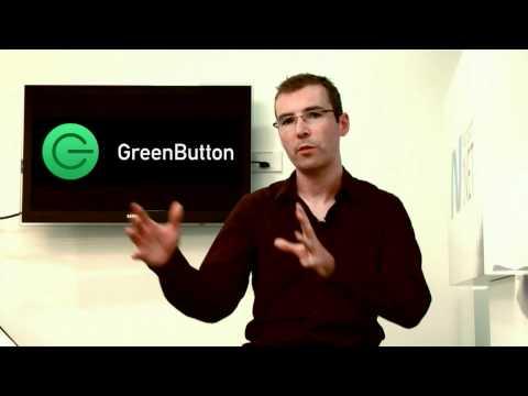 Dave Fellows - Lead Architect & Head Guru introducing The GreenButton
