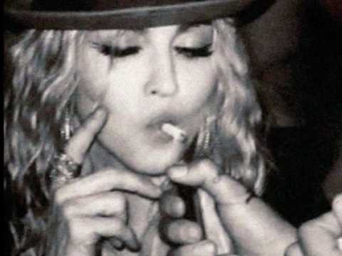 MADONNA nobody's perfect