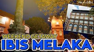 [ omaralattas ] vlog #113-2018: Weekend Getaway ~ A Night @Ibis Melaka