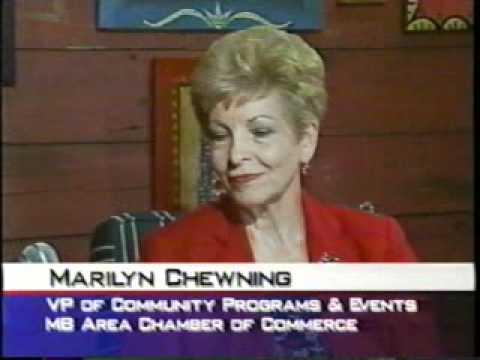 Graham Edwards & Marilyn Chewning - 09/10/03