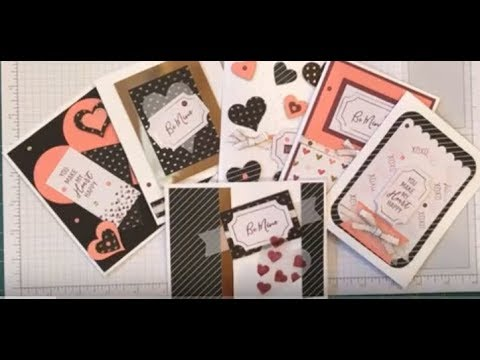January 2018 Paper Pumpkin Alternatives - YouTube