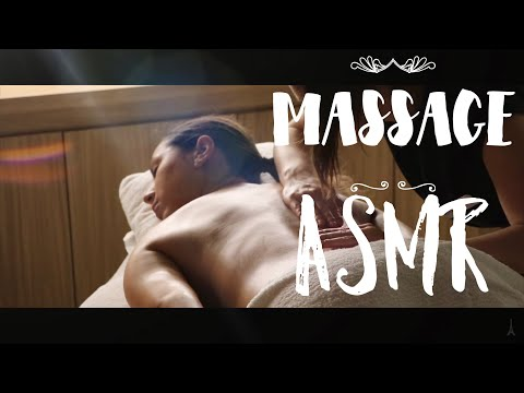 ASMR ✨ MASSAGE ✨ at the SPA  🙌🏻 thumbnail