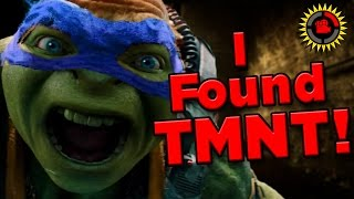 Film Theory: PROOF of Teenage Mutant Ninja Turtles in New York! (TMNT 2: Out of the Shadows)