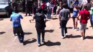 Gator Salsa Club Flash Mob