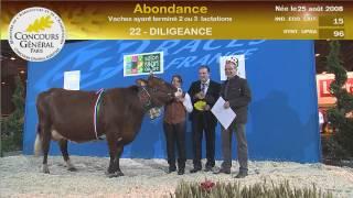 Concours race Abondance (2/2)