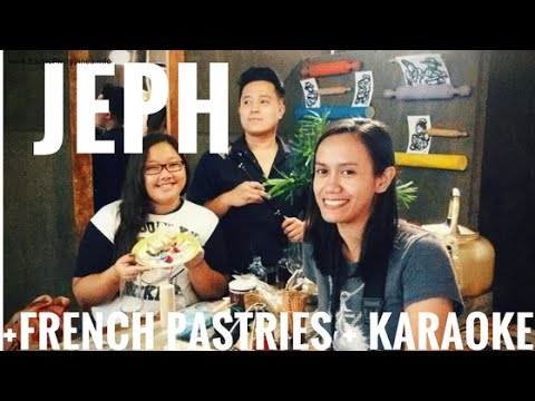 JEPH + French Pastries + Karaoke - G Vlogs #33