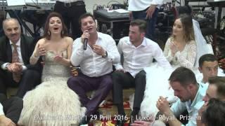 Dasma Erxhina & Milot Llalloshi, 29 Prill 2016