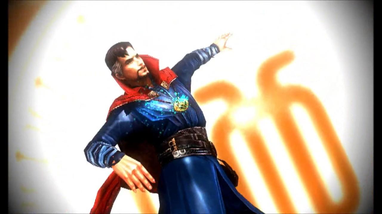 Doctor Strange dancing MMD by rokujyosora #2 - YouTube