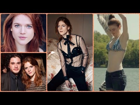 Rose Leslie Ygritte of Game of Thrones Rare Photos  Family  Friends  Lifestyle.