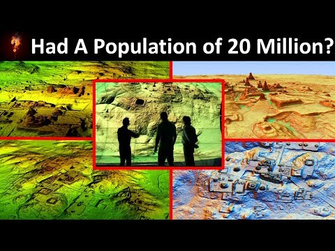 Enormous Lost City Found In Guatemala?