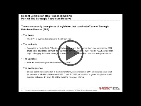 S&P Capital IQ's Global Energy Webinar Series – Highlight Video