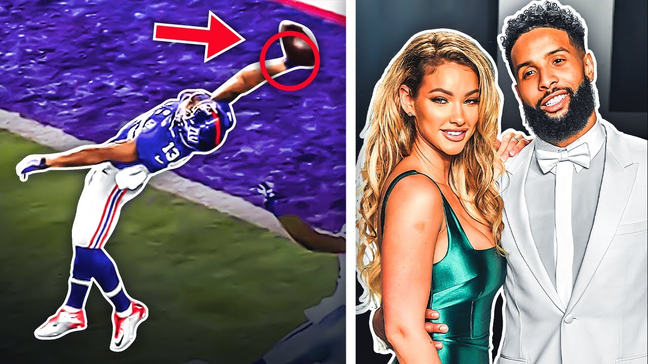 10 Things You Didn't Know About Odell Beckham Jr.