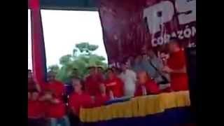 Le dieron con todo al Gobernador de Trujillo en ACTO de PSUV