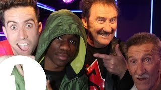 Tinchy Stryder & The Chuckle Brothers - To Me, To You