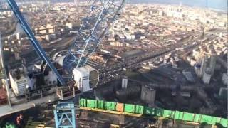 Москва из кабины крана(в качестве журналиста выступил Малхаз Пипия., 2011-12-06T20:48:22.000Z)