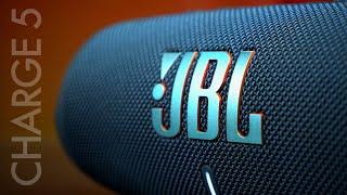 Полный обзор JBL Charge 5. Сравнение с JBL Charge 4