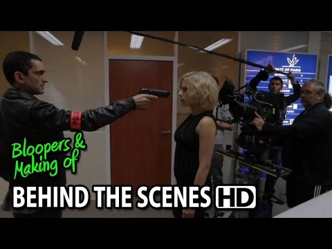 Lucy 2014 Making of & Behind the s Part22
