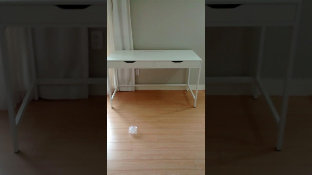 Design ikea escritorio malm : Montei a mesa de escritório da Ikea!!! - YouTube