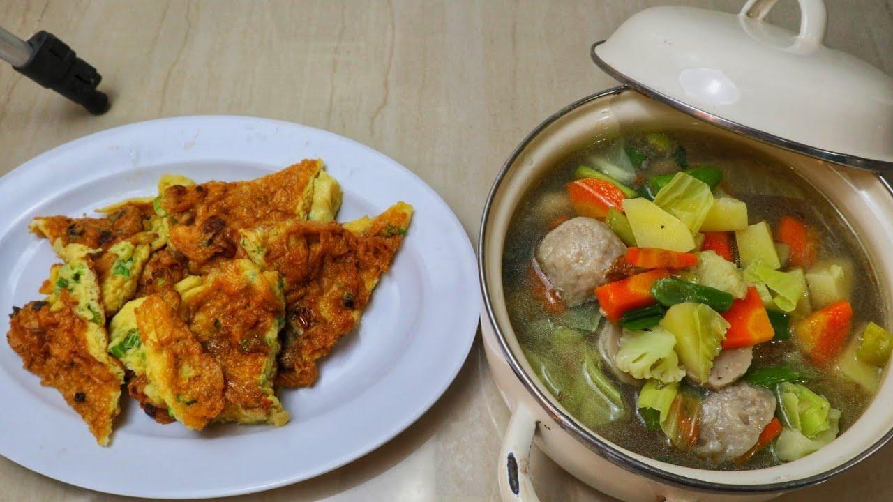 Resep Masakan Hemat Dua Menu Masakan Sehari Hari Youtube