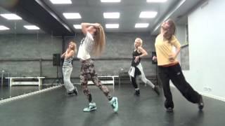 """Rihanna - Diamonds"" choreography by Vint thumbnail"