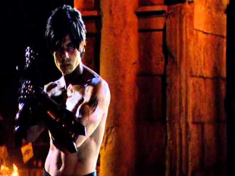 Tekken Film Jin Kazama 2 Made By The Raven Yuzhnouralisk Wmv Youtube