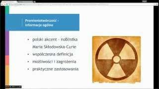 Darmowe Korepetycje. Chemia - spotkanie 1: Budowa atomu