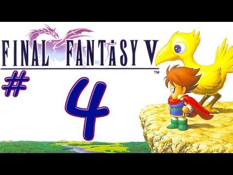 Final Fantasy V - Part 4 - Ship Graveyard (GBA)