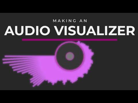 Audio Player Using html5 audio visualizer js | HTML5 Audio API