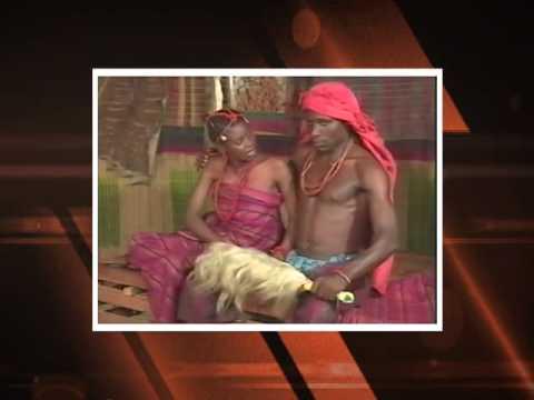 Film Critic, Lanre Tyson Critiques A Nollywood Movie - Sango